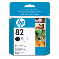 HP 82 Black Ink Cartridge 69 Mil CH565A