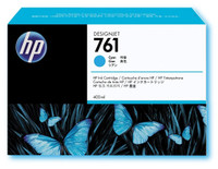 CM994A HP 761 Ink Cartridge Cyan 400ml CM994A