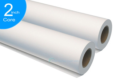 "28# Premium Coated Bond InkJet Paper 36"" x 300' Rolls (0748360U) 28lb Premium Coated Color Inkjet Bond Smooth Talker offers the same advanced coating universal for HP Designjet, Canon, Epson, Encad, Kodak and each Inkjet Plotter Paper Printer."