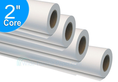 20lb Inkjet Bond 36 X 150 Papers Roll Made Usa
