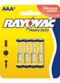 Rayovac 3AAA-4D AAA Battery 4 pk