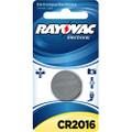Rayovac KECR2016-1 Lithium Keyless Entry Battery
