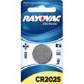 Rayovac KECR2025-1 Lithium Keyless Entry Battery