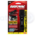 Rayovac DIY3AAA-B Indestructible LED Flashlight
