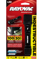 Rayovac DIY3C-B Indestructible LED Flashlight