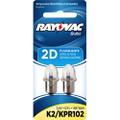 Rayovac K2-2 Krypton Bulb 2 pk