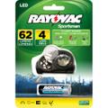 Rayovac SE1WHLT-BA Sportsman Head Flashlight