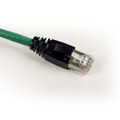 HellermannTyton | PCS6AGRN3 | CAT 6A SHIELDED PC 3' GREEN |  Lectro Components