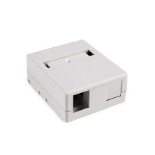 HellermannTyton | SMBDUAL-FW | DUAL SURFACE MOUNT BOX - |  Lectro Components