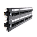 HellermannTyton | PP110C648RS | CAT6 2U 48PORT 110 PANEL |  Lectro Components