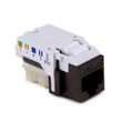 HellermannTyton | RJ45FC3-BRN | CATEGORY 3 8P8C RJ11 FLUSH  |  Lectro Components