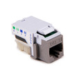 HellermannTyton | RJ45FC3-GRY | CATEGORY 3 8P8C RJ11 FLUSH  |  Lectro Components