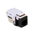 HellermannTyton | RJ45FC5E-BLK | CATEGORY 5e FLUSH MOUNT  |  Lectro Components