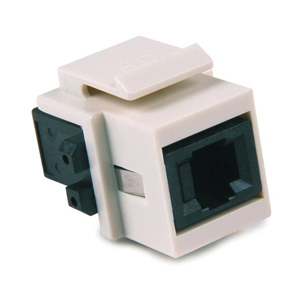 Hellermann Tyton FIBERINSERT-W ST Fiber Module White