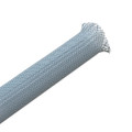 HellermannTyton | 170-20600 | HEGPA6606 GRAY BRAIDED SLEEVE  |  Lectro Components