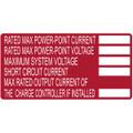 HellermannTyton | 596-00253 | MODULE DC LABEL 50/RL |  Lectro Components