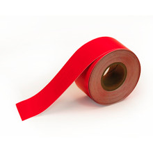 "HellermannTyton | 591-00243 | 1"" RED VINYL 30 FT/RL 