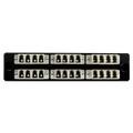 HellermannTyton | VFAP6QMMLC | FT ADAPTER PNL 24 LC MM BEIGE  |  Lectro Components