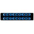 HellermannTyton | VFAP6DSMSCZ | FT ADAPTER PNL 12 SC SM BLUE   |  Lectro Components