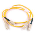 HellermannTyton | VFA1SCSCOS2 | SC-SC DUP OS2 MM 1M JUMPER  |  Lectro Components