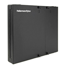 HellermannTyton   FEWM12   12 PORT FIBER WALL MOUNT ENCL     Lectro Components