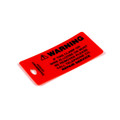 HellermannTyton | GWC003X2 | CATV GROUND WIRE TAG 25/PK  |  Lectro Components
