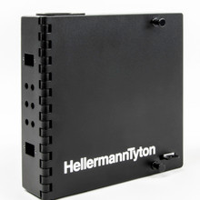 HellermannTyton | FEWM6 | 6 PORT FIBER WALL MOUNT ENCL   |  Lectro Components