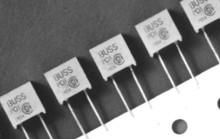 Eaton Bussmann | BK/PCC-3-R |  PCB Mount Fuse | Lectro Components