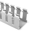 HellermannTyton | 181-15207 | SL1.5X2 GRAY PVC DUCT BULK  |  Lectro Components