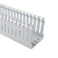 HellermannTyton | 184-32004 | SLHD3X2 WHITE PVC DUCT BULK |  Lectro Components
