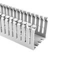 HellermannTyton | 184-43001 | SLHD4X3 GRAY PVC DUCT BULK  |  Lectro Components