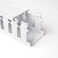 HellermannTyton   181-12013   SL1X2 W/ADH WHTE PVC DUCT BULK    Lectro Components