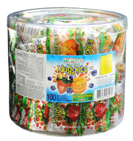 Au'some Fruit Juice Mini Mini Nuggets Bags (100 Ct.)