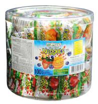 Au'some Fruit Juice Mini Mini Nuggets Bags (100 Ct.)