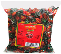 Zaza Kosher Strawberry Hard filled Candy