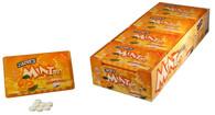 Zazers Sugar Free Breath Freshener Orange Burst Candies - 24 Pack