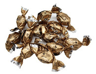 Mini Foil Gold Candy By-Design Passion Fruit Flavor Kosher By Zaza - (600gram)