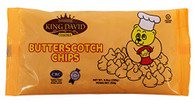 King David Vegan Butterscotch Chips Non-dairy Lactose Free Kosher 250-gram