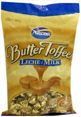 Arcor Milk Butter Toffee Candy