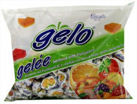 Gelo Assorted Bonbons with Fruit Juices