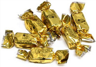 Zaza Foil Gold Foiled Passion Fruit Flavored Chewy