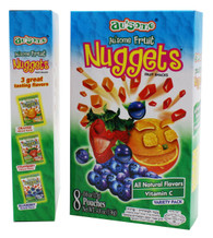 Au'some All Natural Fruit Juice Nuggets