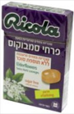 Ricola Sugar Free Elderflower Flavored Candy Box 20 Pack