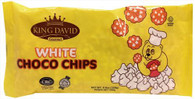 King David Kosher Vegan Lactose Free  White Chocolate Chips