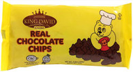 King David Kosher Lactose Free Dark Chocolate Chips
