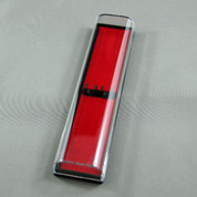 Plastic Double Pen Case