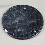 Solid Marble Tile - Black