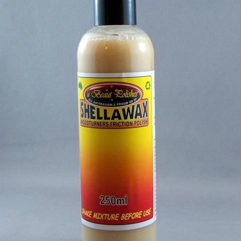 U-beaut Shellawax 250ml