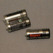 Clock Batteries for 70mm  Youngtown Clock Inserts