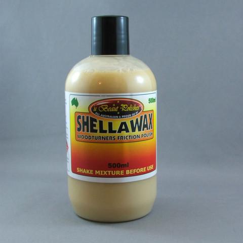 U-beaut Shellawax 500ml